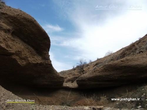 کندل - صحرای چربین