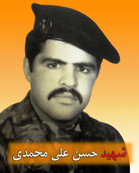 شهید حسن علی محمدی