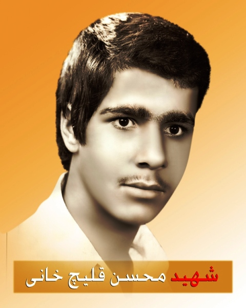 شهید محسن قلیچ خانی
